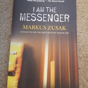 I Am The Messenger Markus Zusak Paperback Book